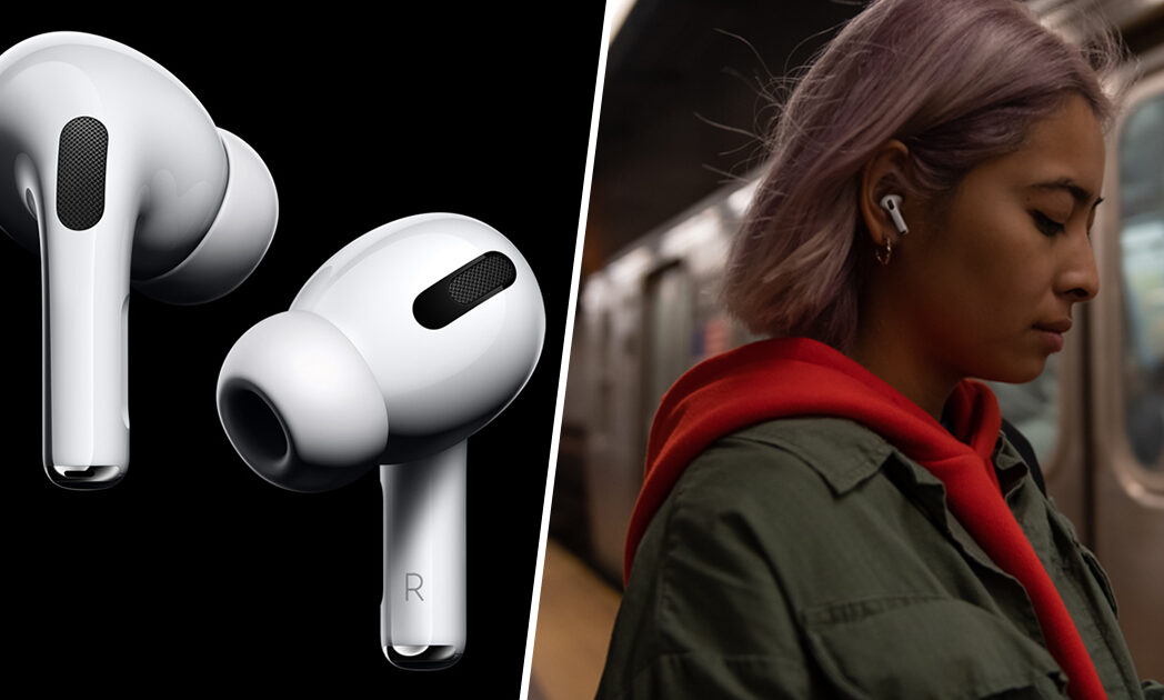 Apple Has Launched The All-New AirPods Pro