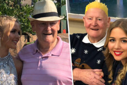 Teenager Keeps Granddad With Alzheimer's Memories Alive By Singing To Him