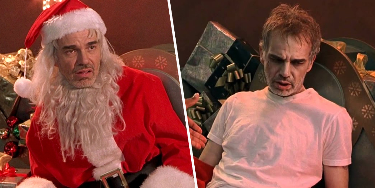 Billy Bob Thornton Says He Was Drunk Almost Every Day Filming 'Bad Santa'