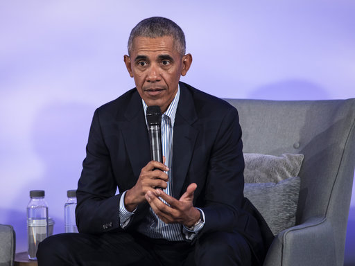 Barack Obama says cancel culture isn't activism