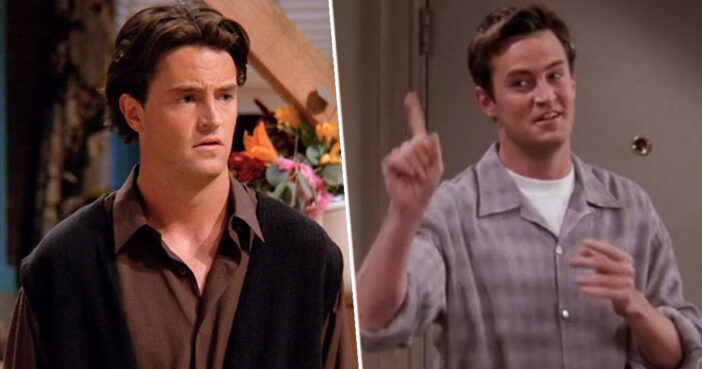 Matthew Perry Refused To Film Controversial Friends LBGTQ+ Storyline