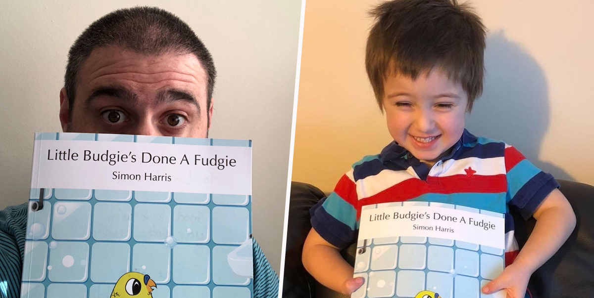 Christian Mum's Rant About 'Filthy' Children's Book Makes It Bestseller Little Budgie's Done A Fudgie