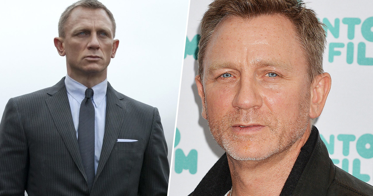 Daniel Craig Says Emotional Goodbye To 007 As No Time To Die Wraps Filming