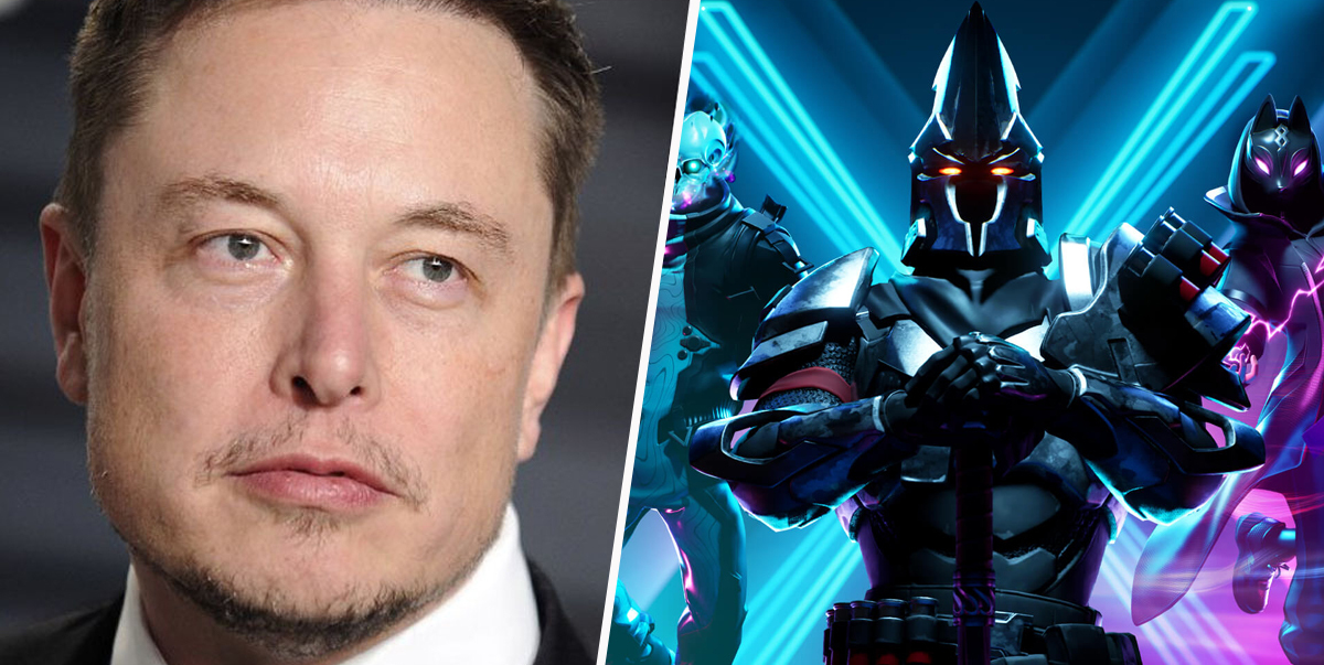 Elon Musk Hints He's Responsible For Fortnite Blackout