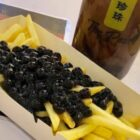 Bubble Tea Shop In Philippines Sells French Fries Topped With Boba