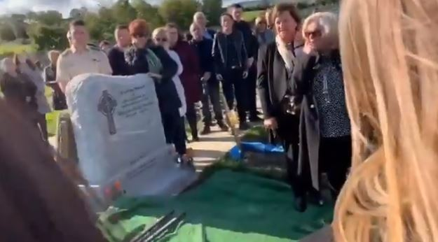 Man Pre-Records Message To Play At His Funeral And Leaves Mourners In Stitches