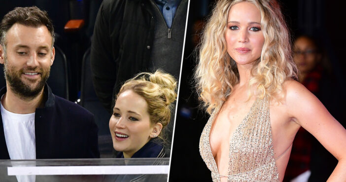 Jennifer Lawrence Married At Secret Ceremony In Haunted Mansion