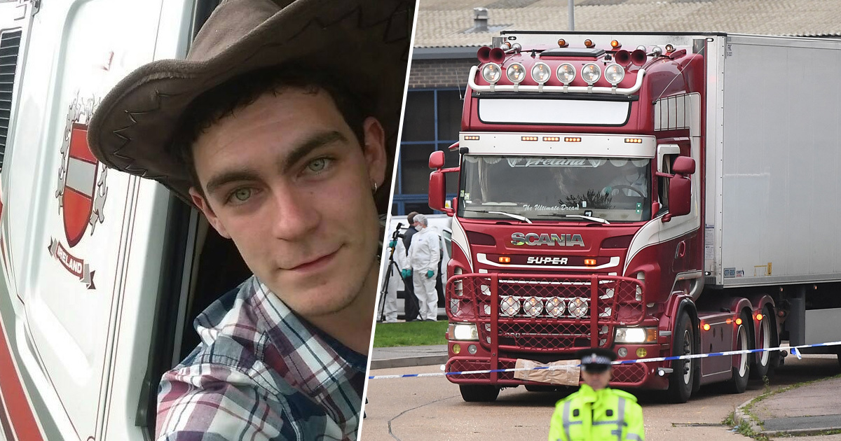 lorry driver arrested manslaughter 1