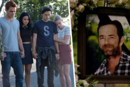 Riverdale's Goodbye To Luke Perry Was Perfect