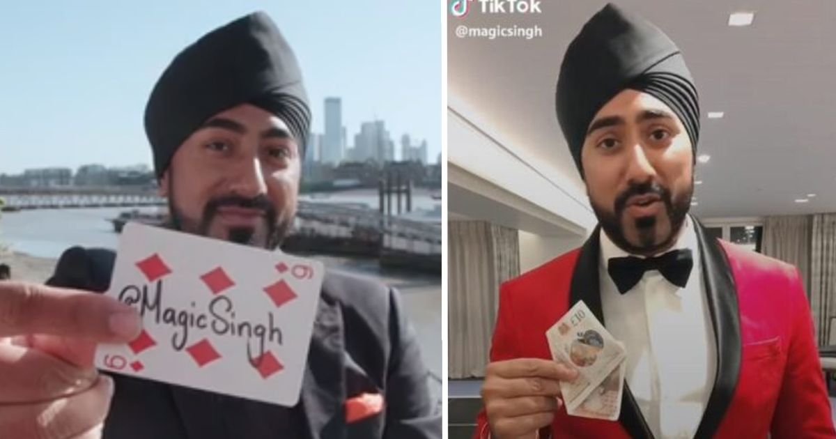 Magician's Tricks Earn Him 1.8 Million Followers On TikTok