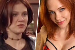 Former Disney Child Star Maitland Ward Says Starring In Porn Won't Ruin Her Career