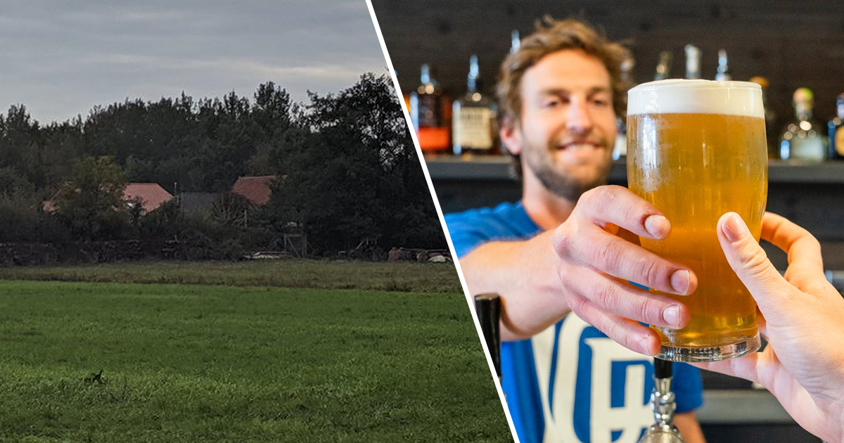 Mans Runs Straight To Pub For Five Pints After Escaping Doomsday Cult
