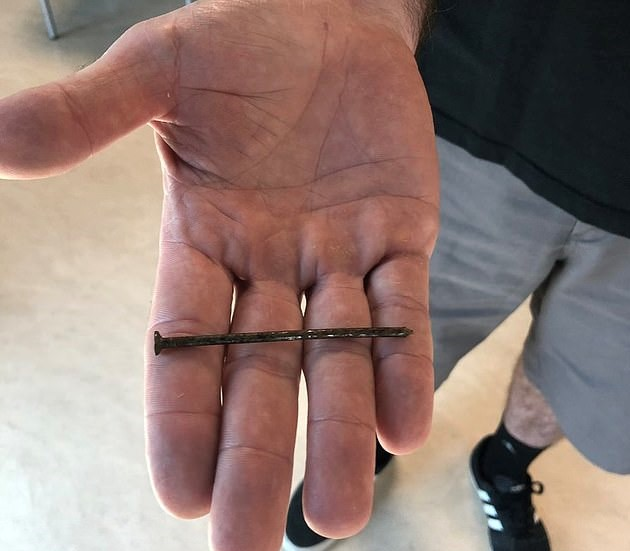Man Accidentally Shoots Himself In Heart With Nail Gun