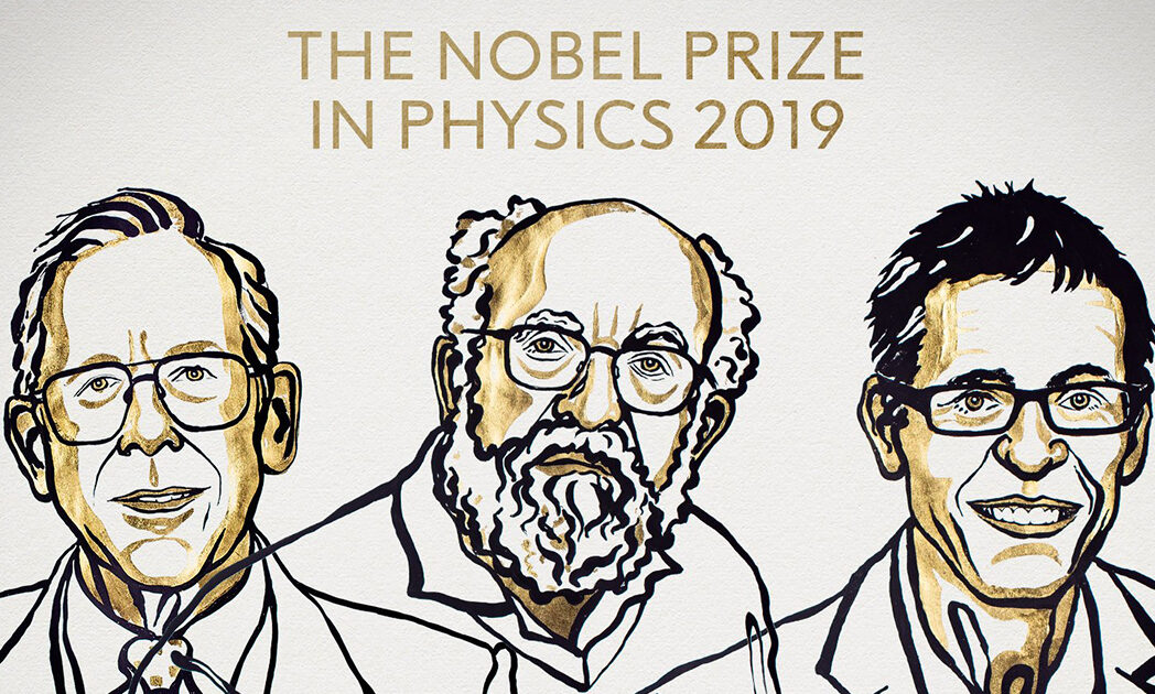 Trio Who Changed Perception Of Universe Win Nobel Prize In Physics
