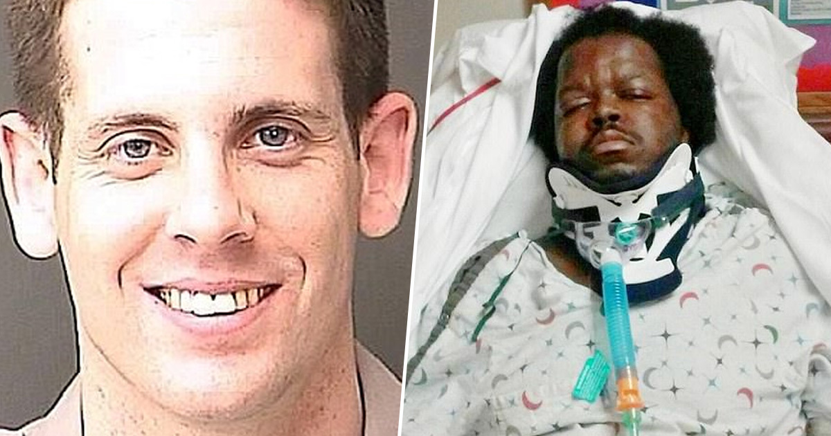 Black Man Paralysed After Mistakenly Shot In Own Home By Police