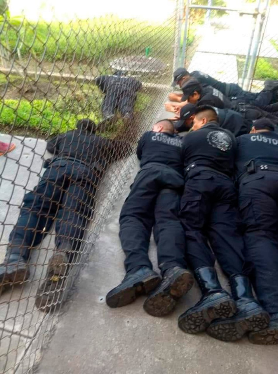 Leader Of One Of Mexico's Biggest Cartels Killed In Prison Riot
