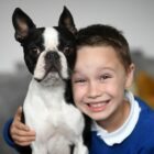 Boy Who Made Hand-Drawn Wanted Posters Reunited With Stolen Dog