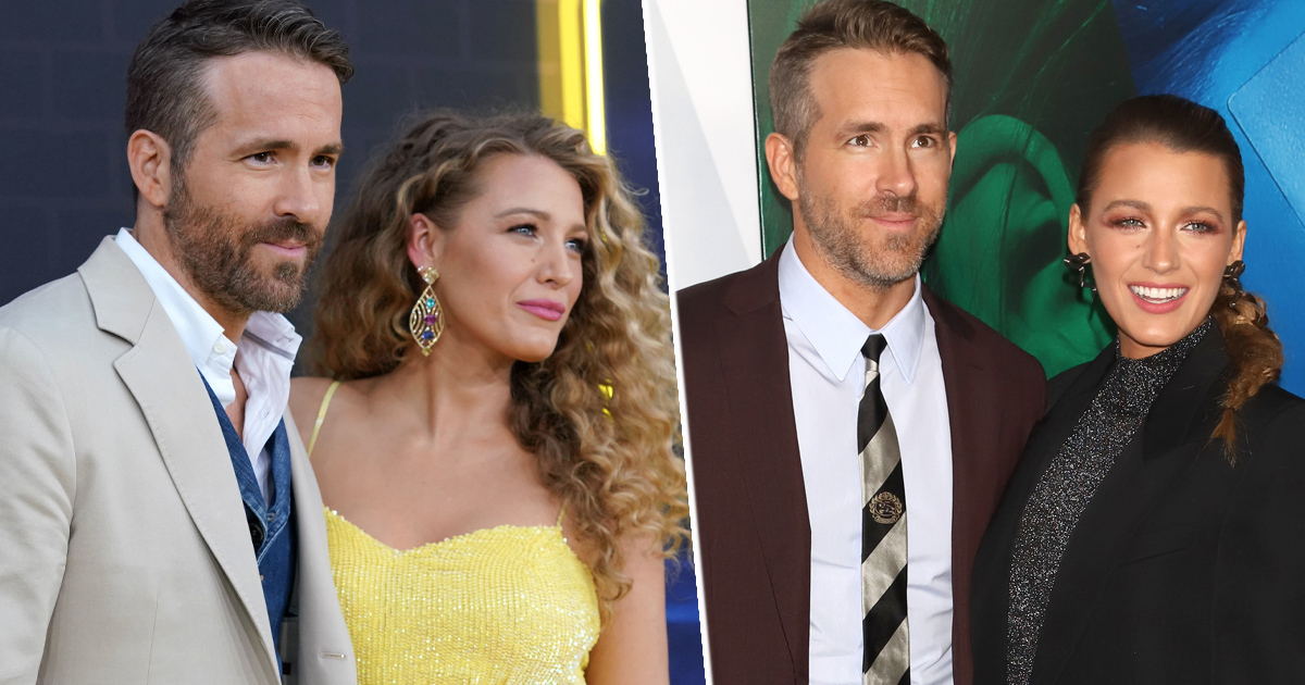 Ryan Reynolds Blake Lively share first pic of new baby