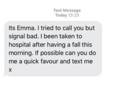 Fraudsters Using 'Text Emma' Scam To Con People Out Of Cash - test