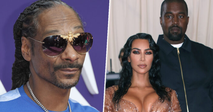 Snoop Dogg Compares Kanye West's New Yeezy Slides To Jail Slippers