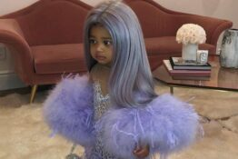 Kylie Jenner dresses Stormi up as herself for Halloween