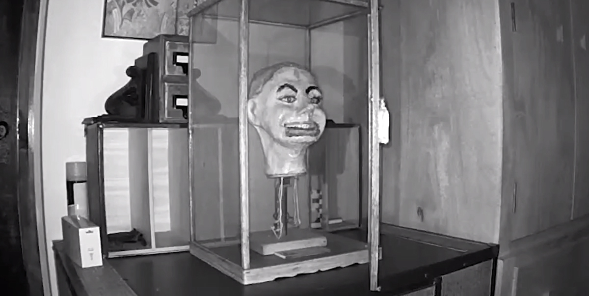 Ventriloquist Doll Comes To Life In Terrifying Footage
