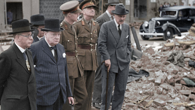 world war two colour documentary