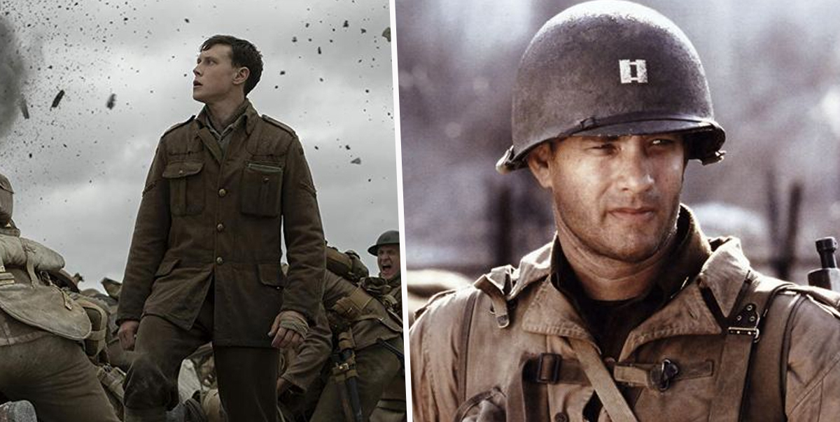 1917 Is Being Called The Best War Film Since Saving Private Ryan