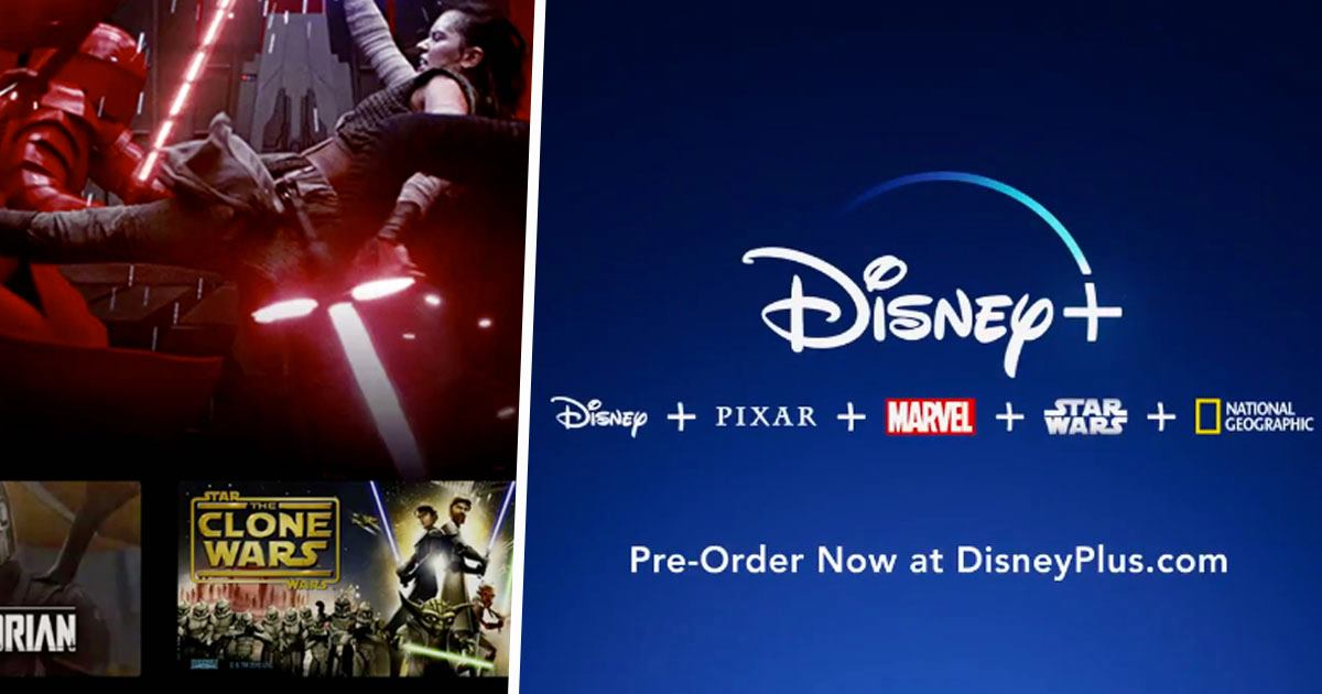 Disney+ Announcement Thumb
