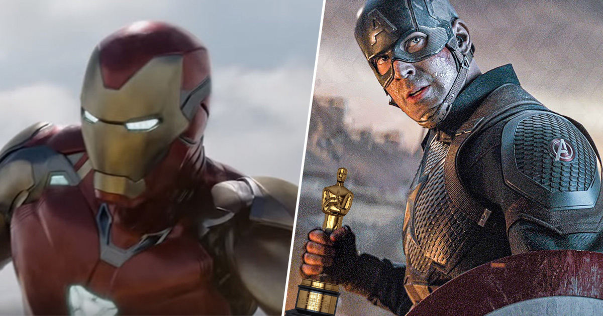 Disney Submitting Avengers: Endgame Cast for Oscar Consideration