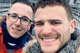 Gay couple wrongfully accused paedophile hunters