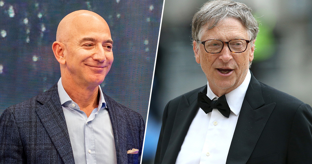 Bill Gates Tops Jeff Bezos To Become Richest Man In The World