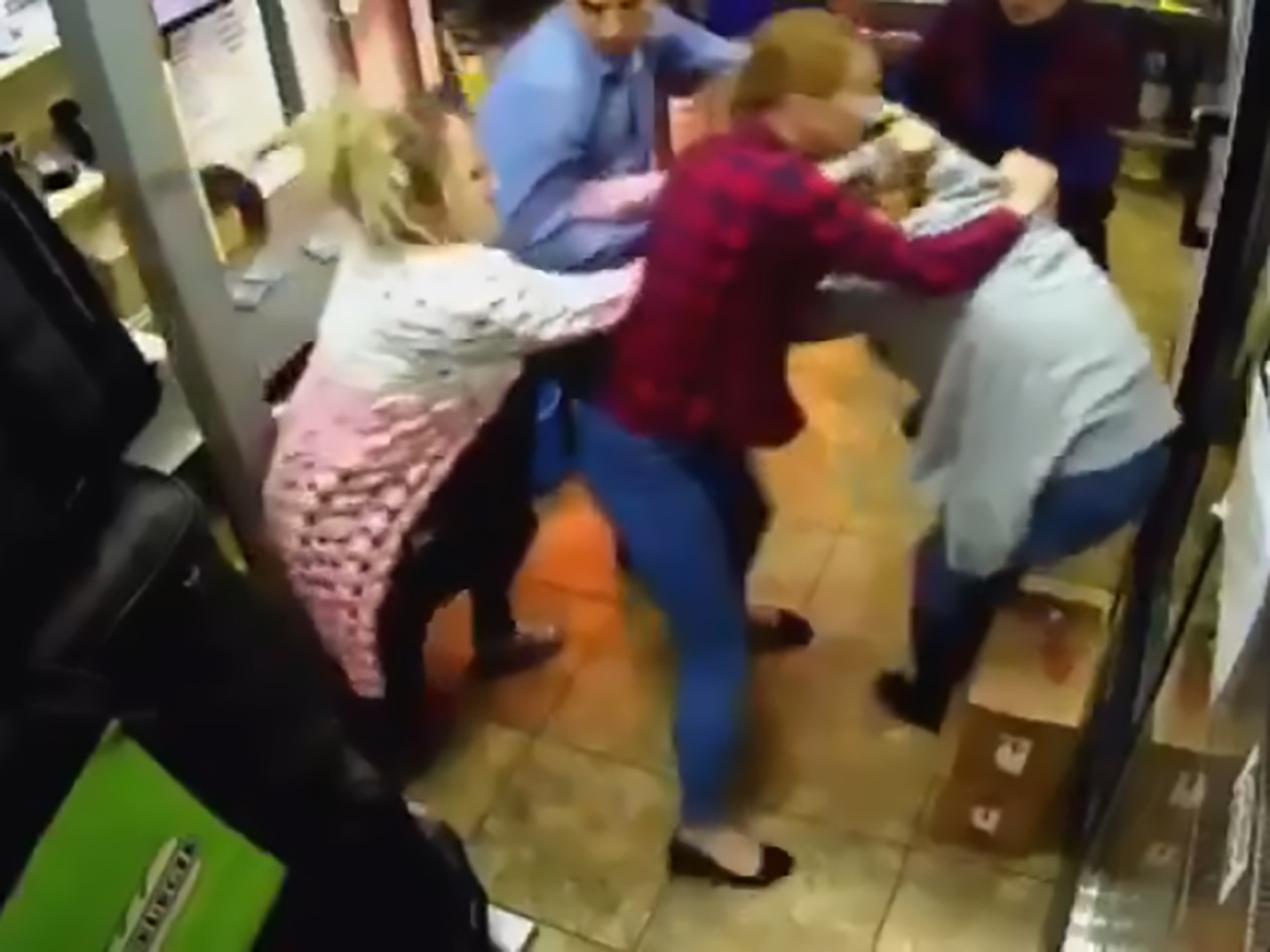 Woman Attacks Staff After Losing Out On Job At Fast Food Restaurant
