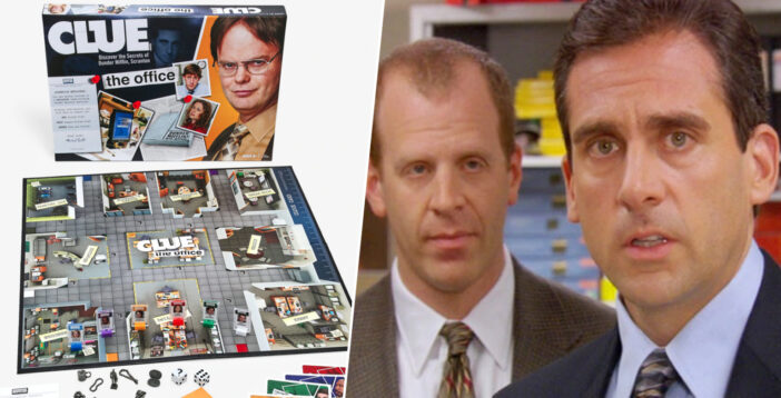 Clue: 'The Office' Edition Lets You Solve Toby Flenderson's Murder