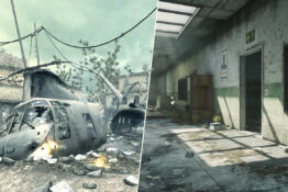 Call of Duty Modern Warfare Maps Thumb