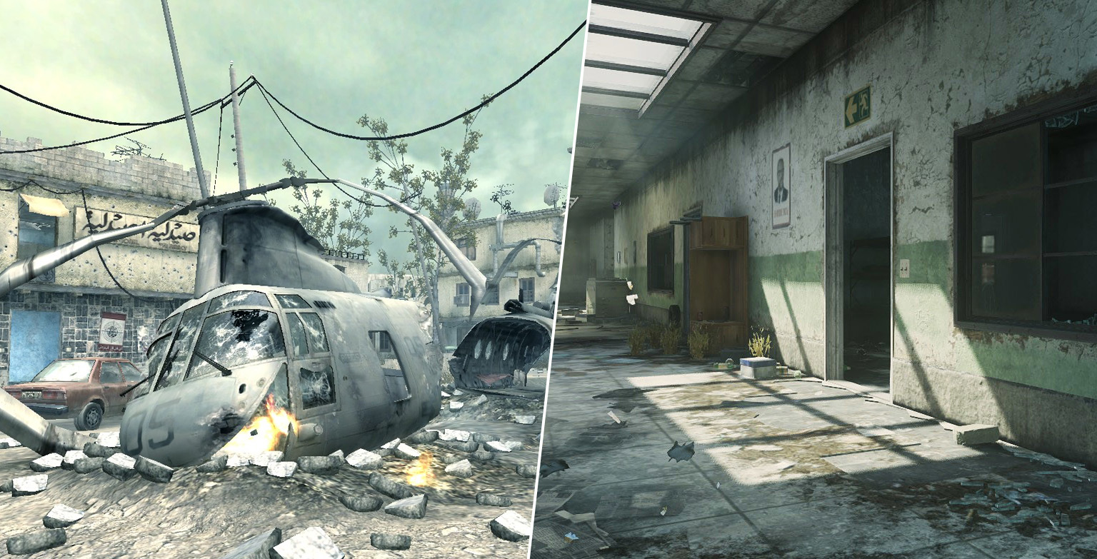 Call Of Duty: Modern Warfare Season One Brings Back Three Old Maps