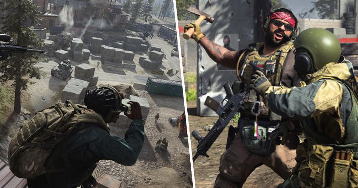 Call of Duty: Modern Warfare Getting New Maps And Mode Today