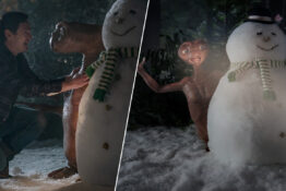 Sky's Christmas Advert Reunites Elliot And ET For The First Time In 37 Years