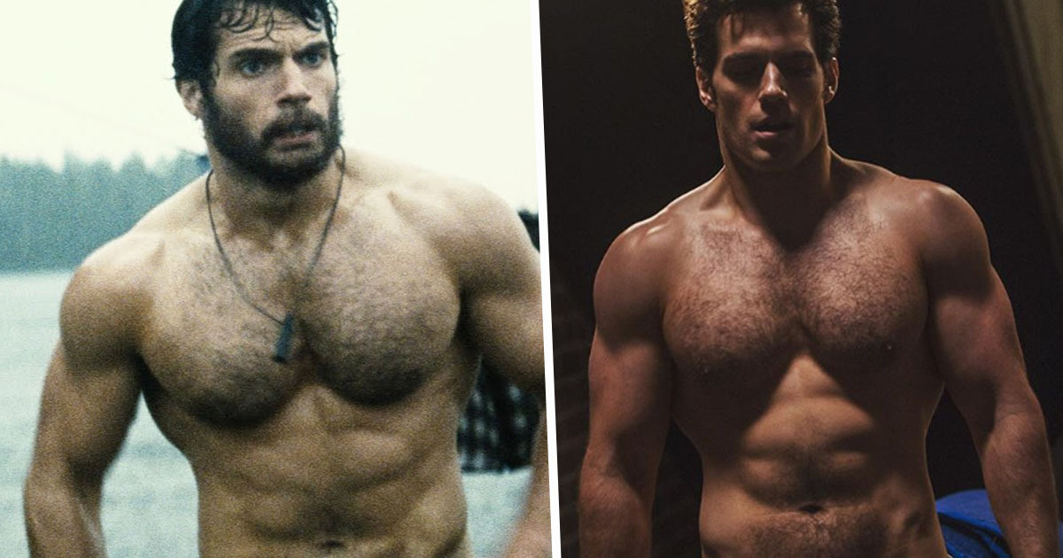 Henry Cavill Was Told He Was Too Fat To Play James Bond