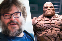 Jack Black Wants To Pay The Thing