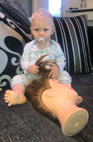 Baby Severed Head
