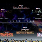 Disney Announces Five New Marvel Movies