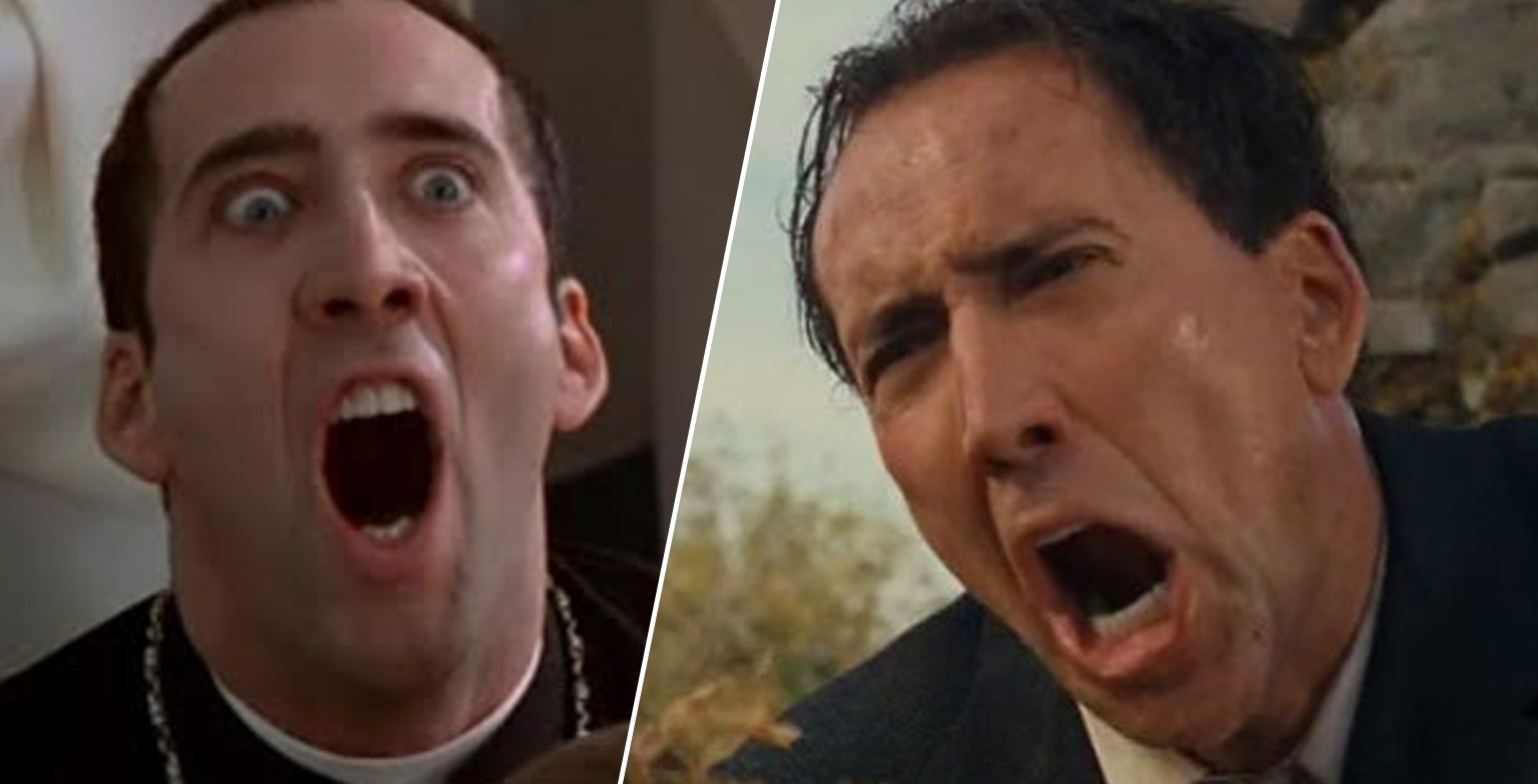 Nicolas Cage Is In Talks To Star In A Movie Where He Plays Nicolas Cage