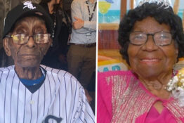 Oldest American Man and Woman