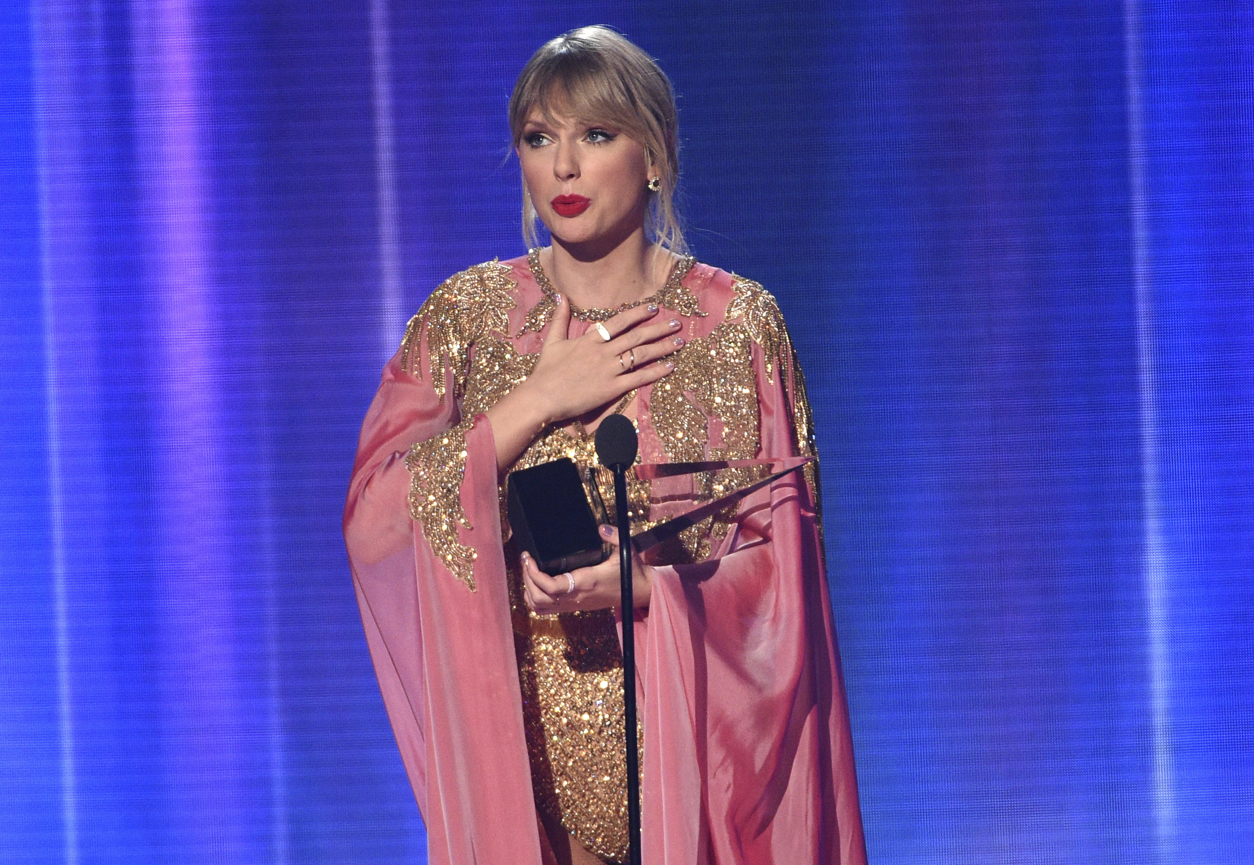 Taylor Swift 2019 American Music Awards - Show