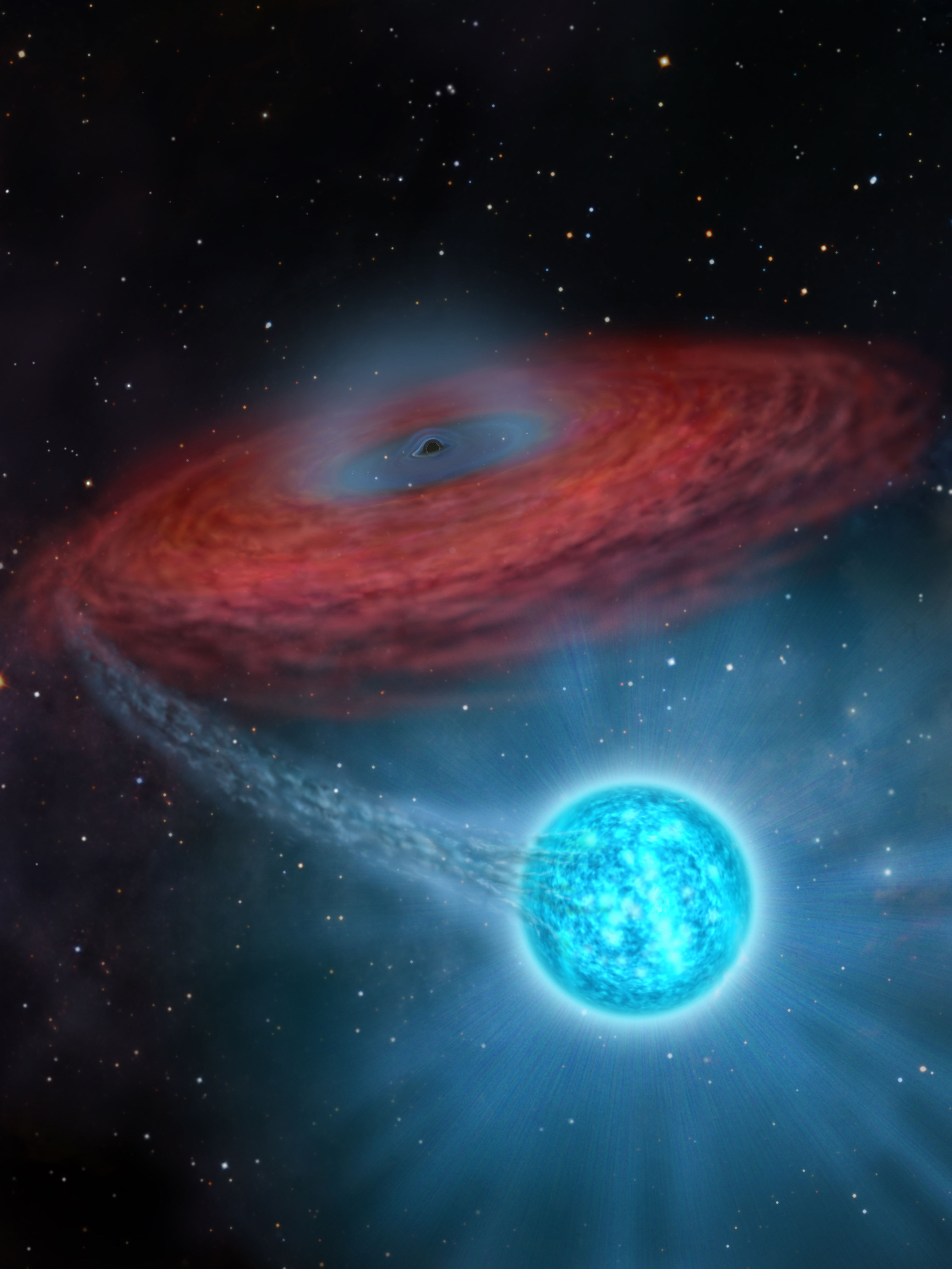 Massive Black Hole That 'Shouldn't Even Exist' Has Been Discovered
