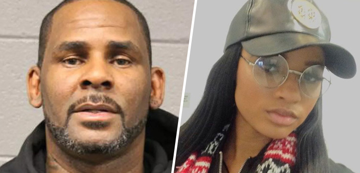 R. Kelly's Alleged Sex Slave Jocelyn Savage Finally Speaks Out