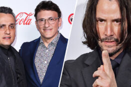 Russo Brothers Keanu Reeves Past Midnight