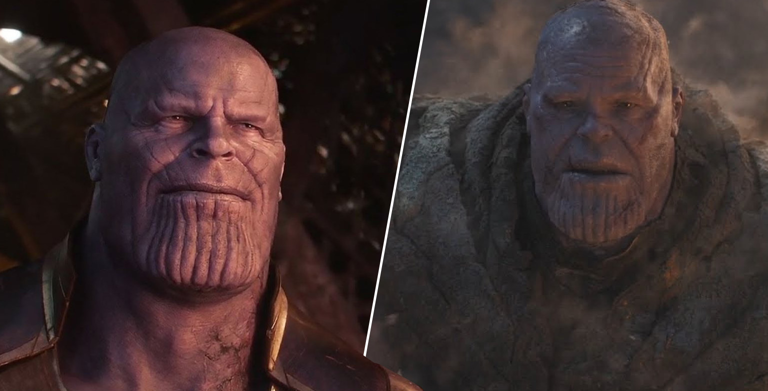 Avengers: Endgame Deleted Scene Teases Return Of Thanos