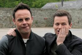 ant and dec dna journey related